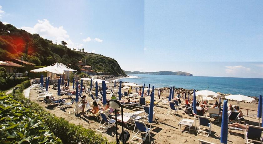 Spiaggia e Animazione in Villaggio a Palinuro