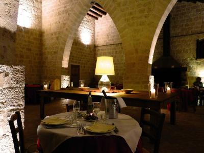 Pranzi/Cene romantiche in Masseria4Stelle ideale vacanze Relax