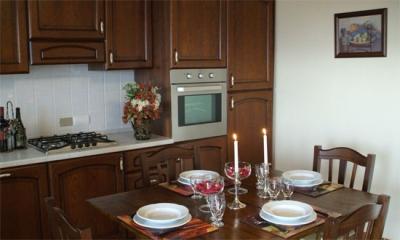 Appartamento Trilocale con cucina attrezzata
