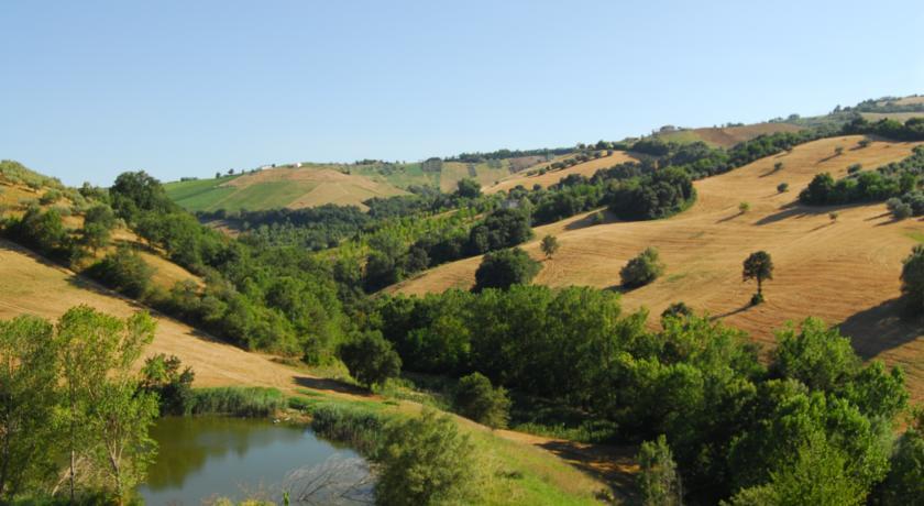 Agriturismo tra natura e cultura