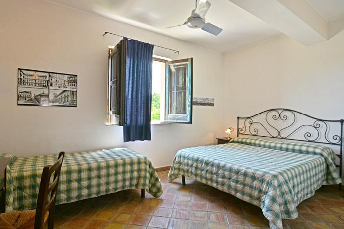 Camera Tripla Agriturismo Sicilia