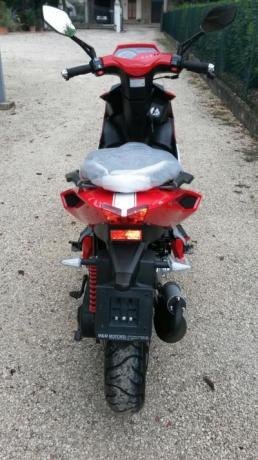 scooter Thor over 50cc vendita a perugia