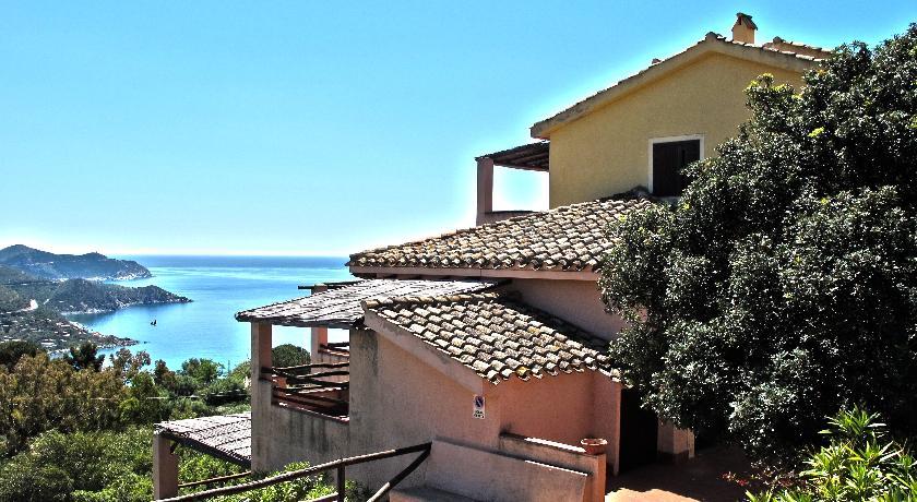 vicino Villasimius - Residence vista mare