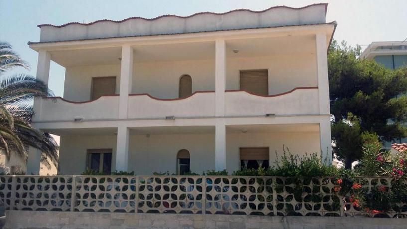 Villa Vacanze per 10 persone vicino mare