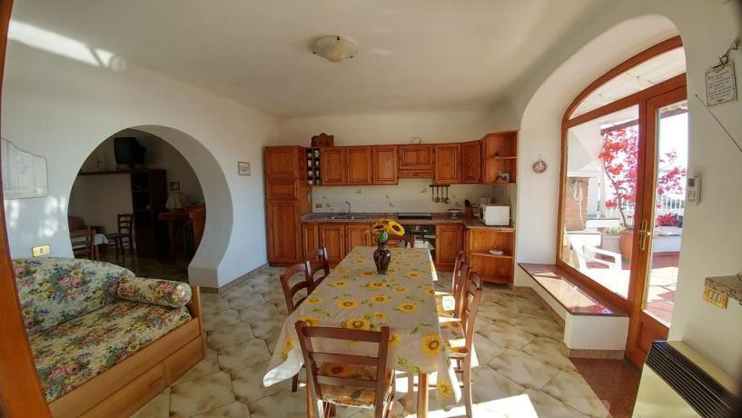 Casa vacanze a Barano d'Ischia con appartamento