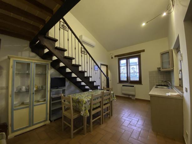IsolaPolvese- Soggiorno appartamento 4+2 ideale x gruppi