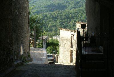 Holiday in Lazio, Municipality of nespolo