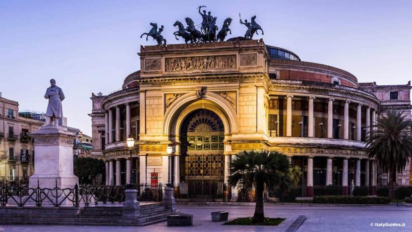 Politeama Garibaldi a Palermo