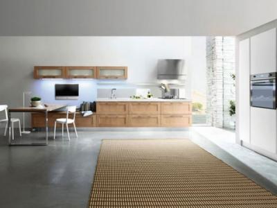 Cucina a vista alto design mod vanessa cucine componibili classiche e moderne perugia perugia - Cucine a prezzi bassissimi ...