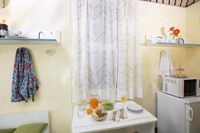 Mini appartamento vacanze vicino al mare Castiglione-della-Pescaia