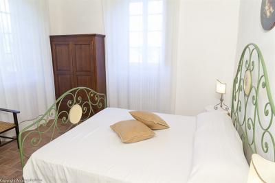Appartamento Tortora, stanza matrimoniale