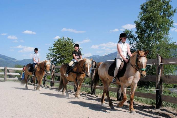 Agriturismo in Umbria con corsi di equitazione