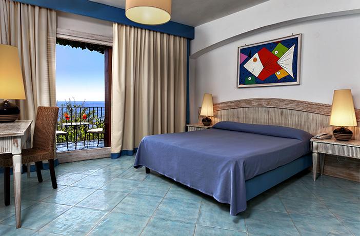 FamilySuite vista Mare in Resort a Castellabate