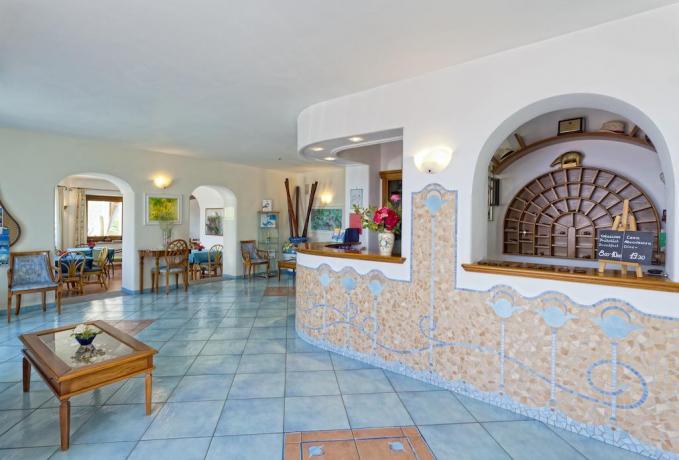 Residence romantico per coppie ad Ischia