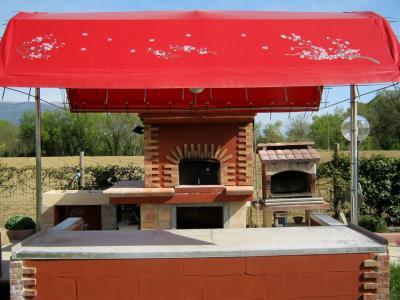 Location per Eventi con forno a legna