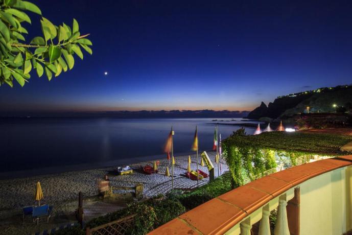 Residence sul Mare a Tropea