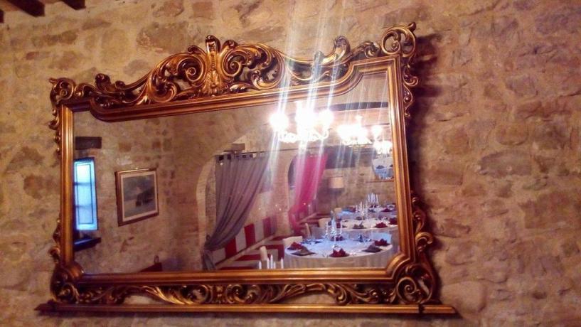 A Valfabbrica agriturismo con sala ristorante