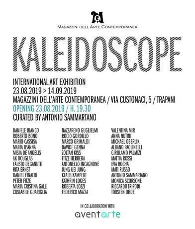 Kaleidoscope - Magazzini dell'Arte Contemporanea Art Gallery  Trapani