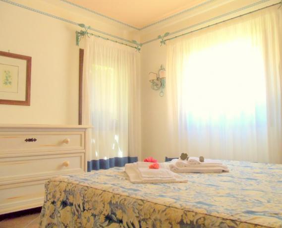 Set biancheria camera albergo con appartamenti ad Arzachena