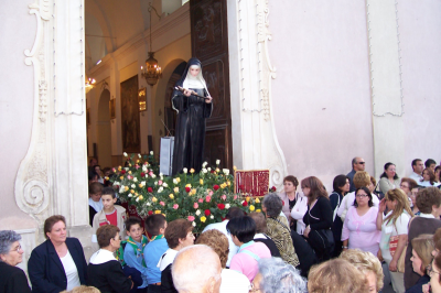Saint Rita DAY the 22nd of May