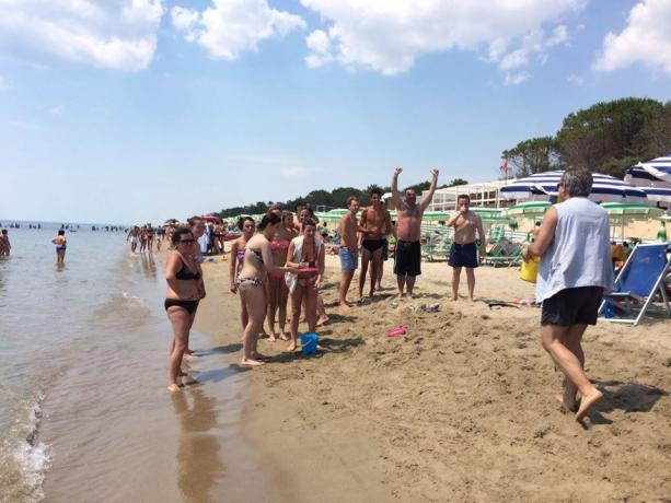 Mini Club a Metaponto in Villaggio per Famiglie