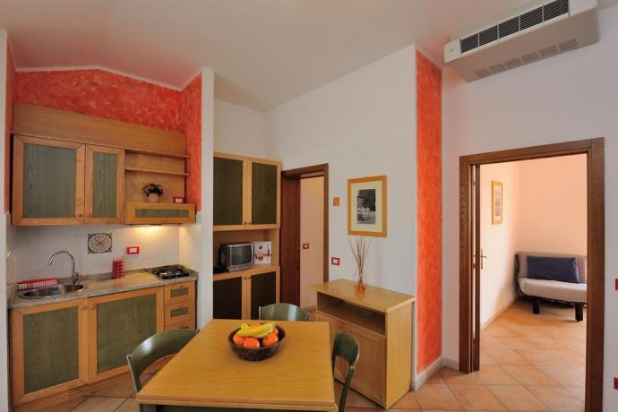 Appartamento 6persone con Angolo-Cottura