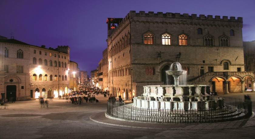 Visitare Perugia appartamento in centro