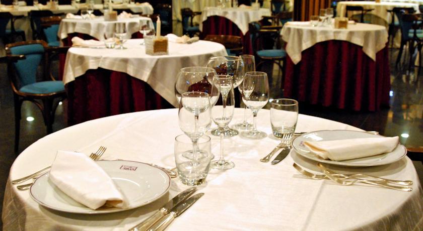 Ristorante in albergo 4 stelle a Gubbio