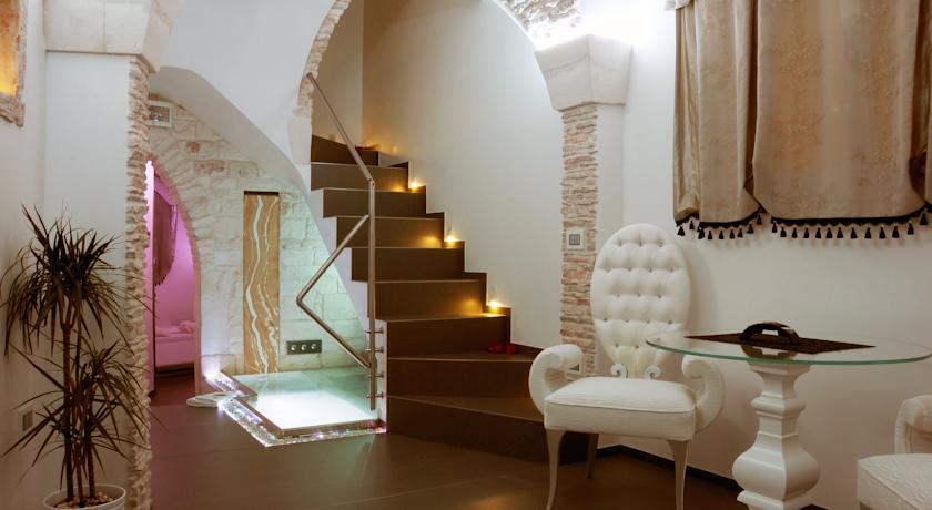 Suite di lusso privata in Puglia
