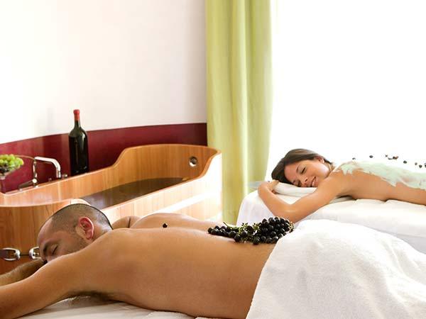 vinoterapia Hotel 5 stelle