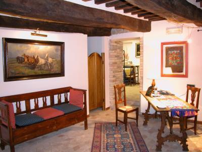 Hotel antico vicino Gubbio