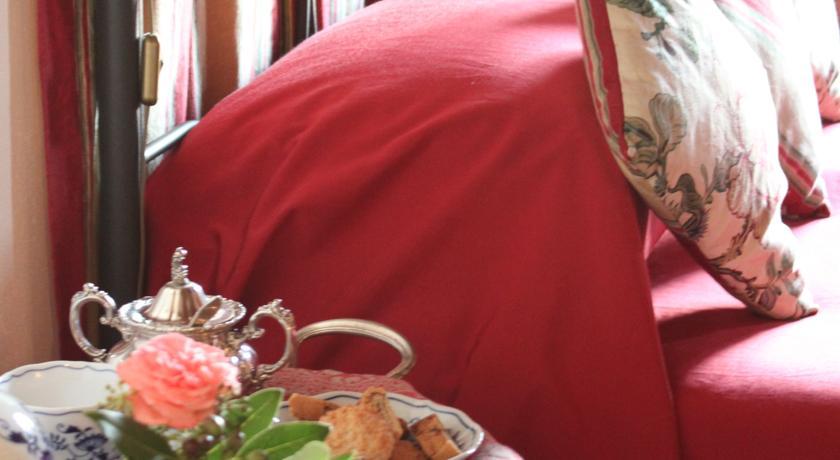 Colazione in Camera in Hotel di Charme Todi