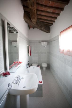 Bagno Appartamento Il Melograno a Città della Pieve