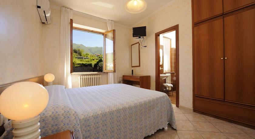Spaziose camere con vista panoramica