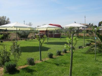Giardino per attività e ristoro