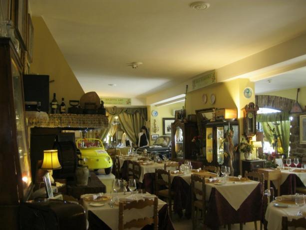 Hotel a Chiusi con Ristorante d'epoca