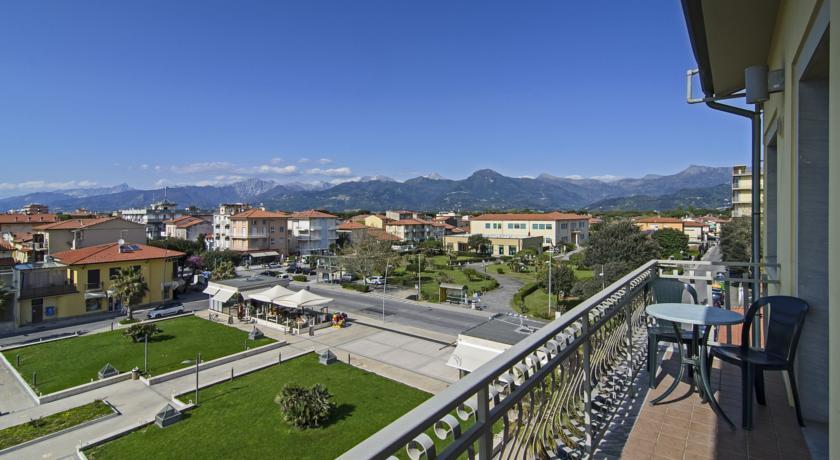 Hotel in Versilia vista Mare