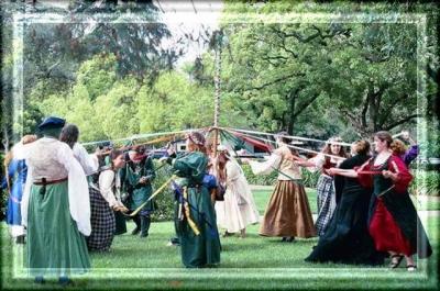 Festa e balli popolari