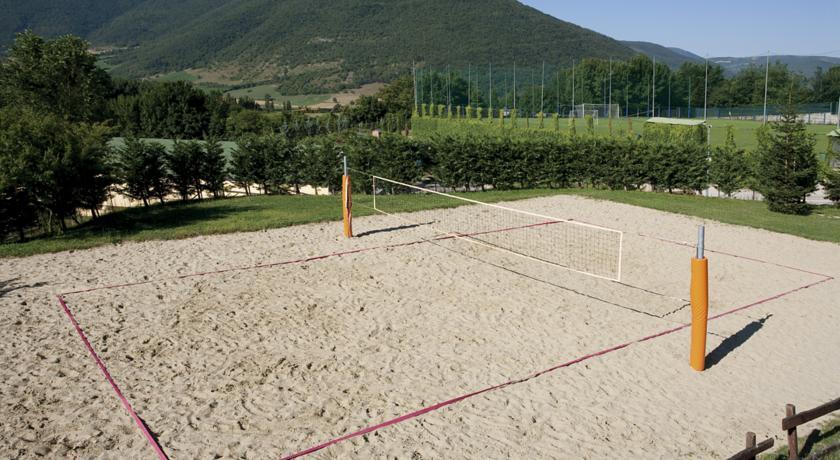 Campo Beach Volley Sabbia di Mare Norcia