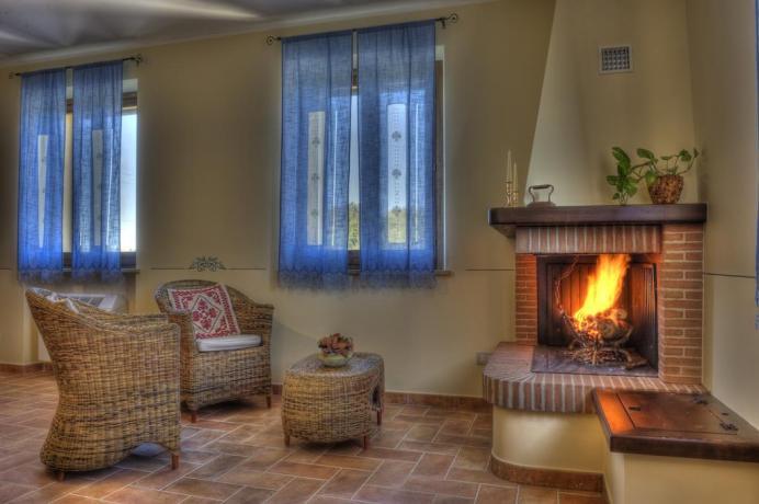 Casa Vacanze Spoleto con soggiorno