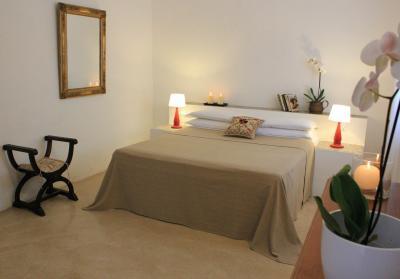 Camera da letto Suite dell'Olivo