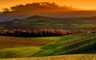 Low Cost Agritourisms in the hills of Tuscany