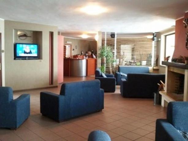 Ricevimento del Resort di Campo Felice