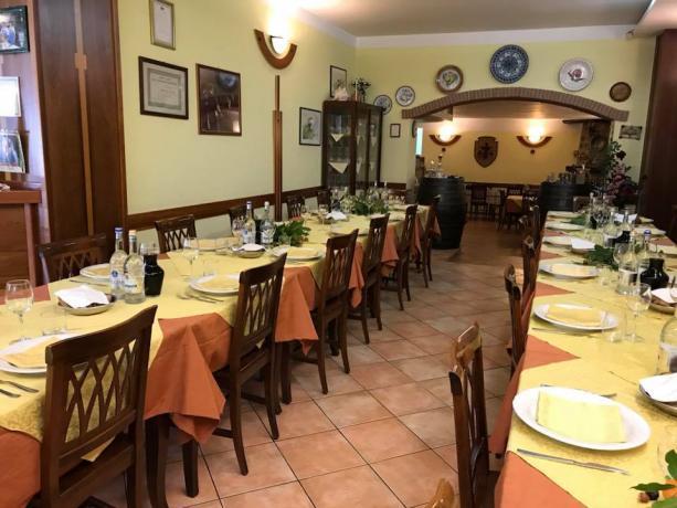 Ristorante Cucina Tipica a Borgo
