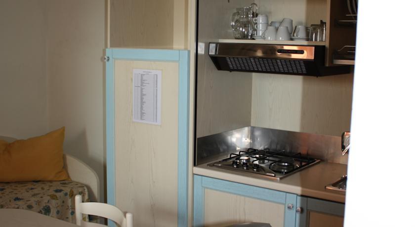 Appartamenti con cucina in Villaggio nel Salento
