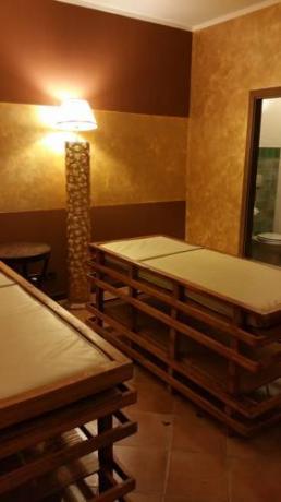 Albergo ad Alcamo, Spa e massaggi relax