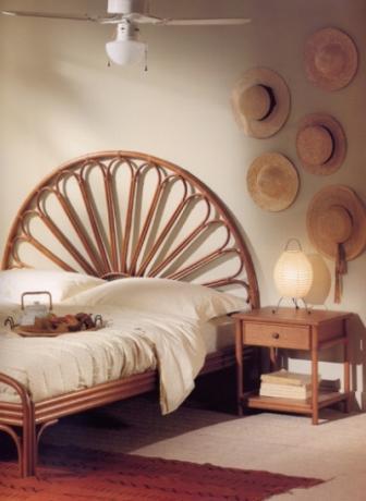 Arredamenti per agriturismi in vimini mobili vimini e for Bambu arredamento