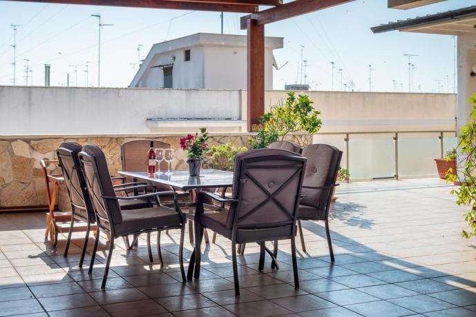B&b a Lecce con Zona aperitivo in terrazza