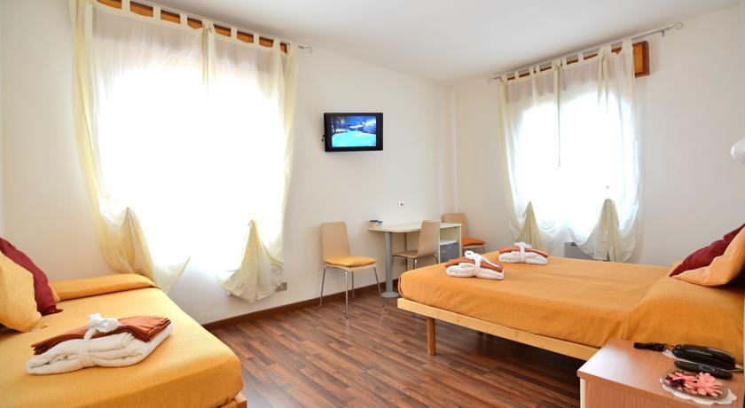 Salotto Hotel a Chianciano terme