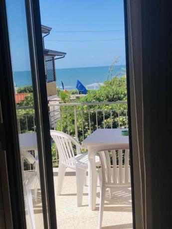 Hotel Fronte-Mare con Sala per tempo libero-e-Sala TV